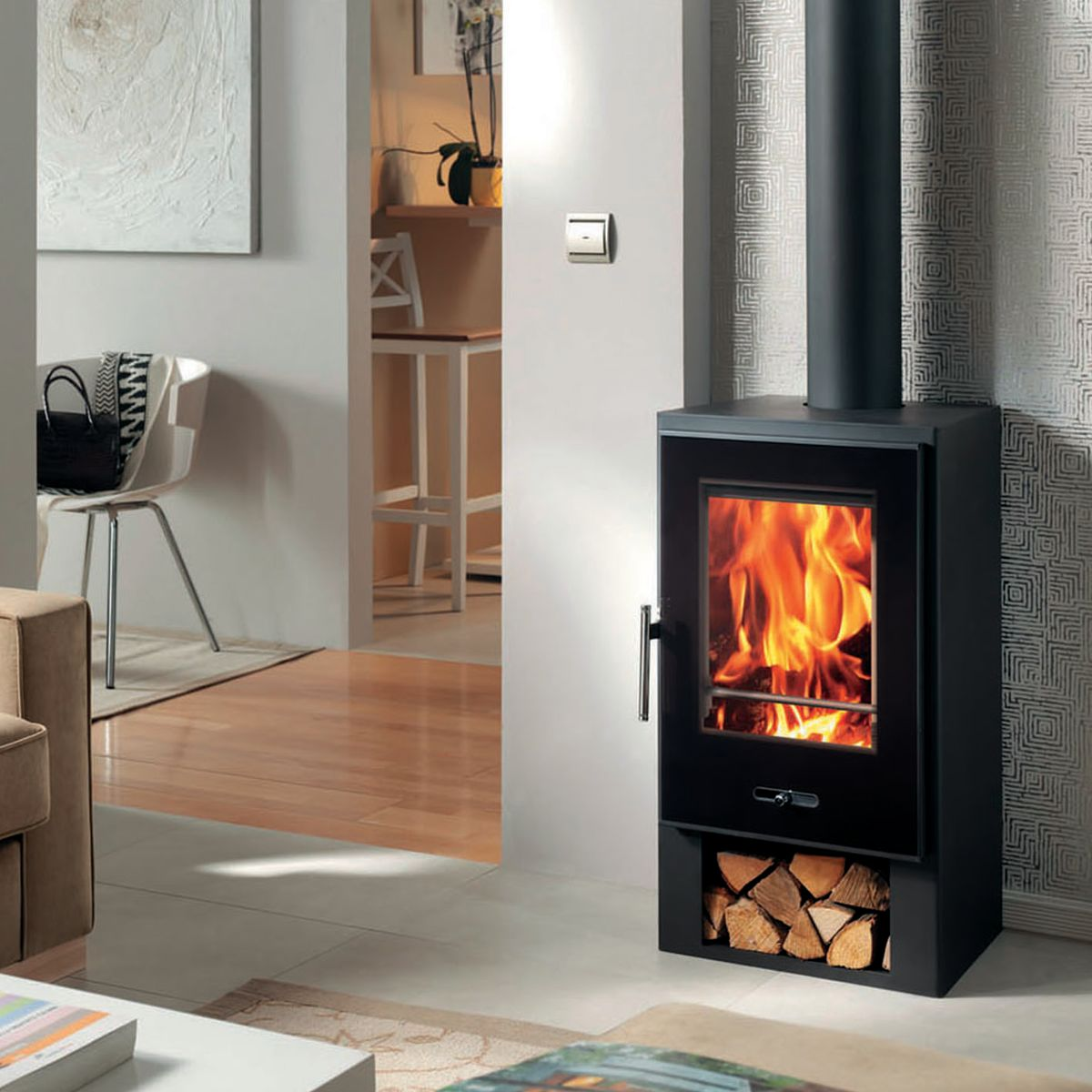 Stunning Stufa A Legna Economica Ideas - Home Design Ideas 2017 ...