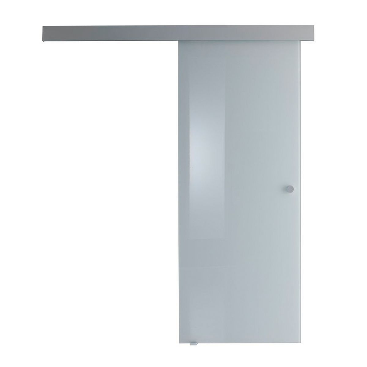 Free porte scale e da interno scorrevole sirio x h cm with - Porta automatica prezzo ...