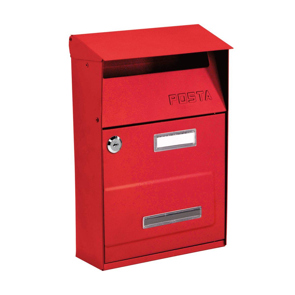 Cassetta della posta in legno best kesper tagliere for Leroy merlin tagliere