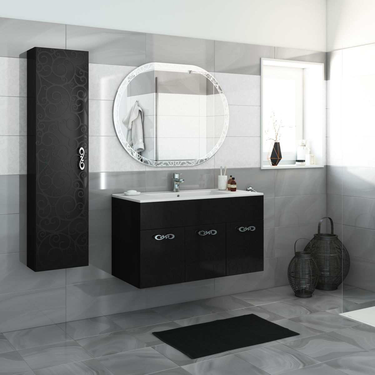 Bagno completo leroy merlin perfect page with bagno - Bagno completo ikea ...