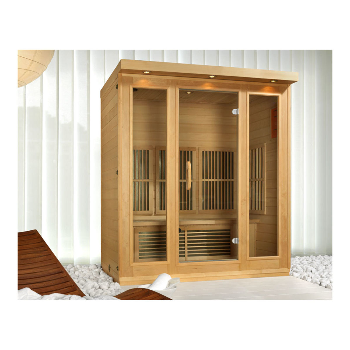Awesome bagnosauna infrarossi sir with costo sauna per casa - Costo sauna per casa ...