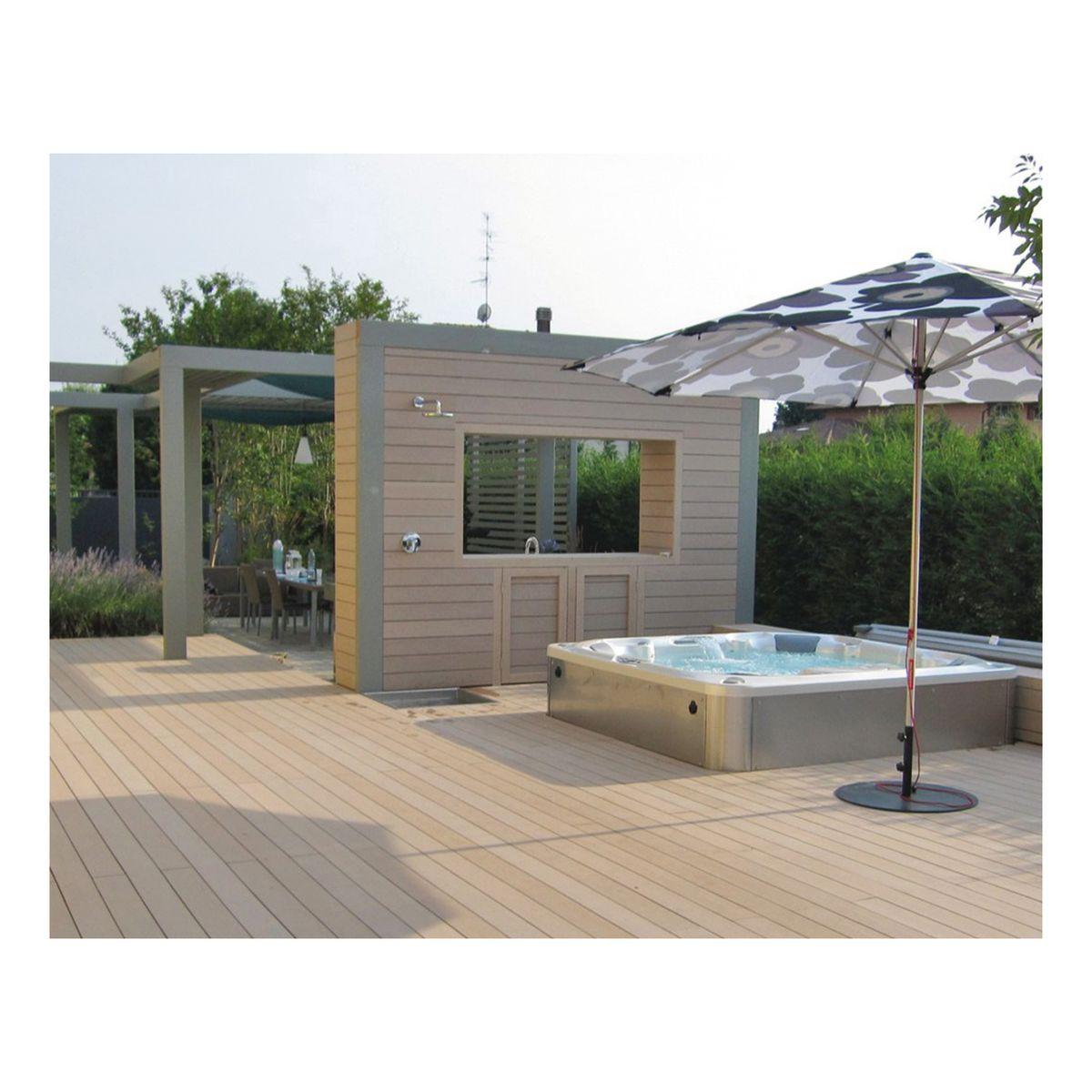 Giardino pensile terrazzo con recinti giardino per cani for Allestire un giardino piccolo