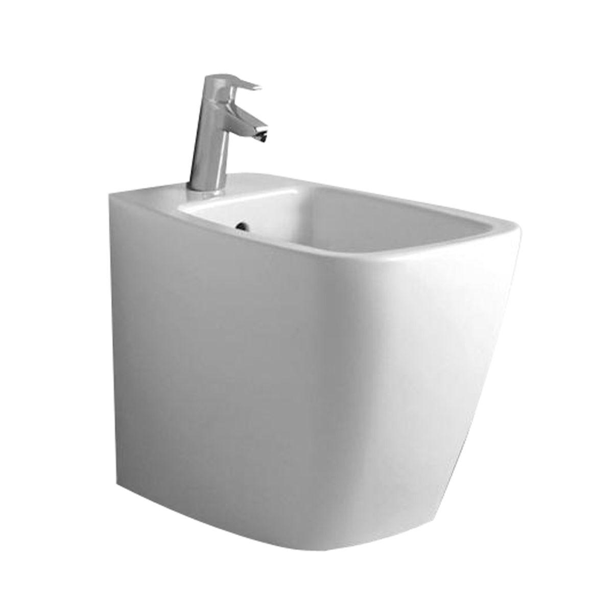 Bidet a pavimento filo muro 21 prezzi e offerte online - Prezzi sanitari bagno leroy merlin ...