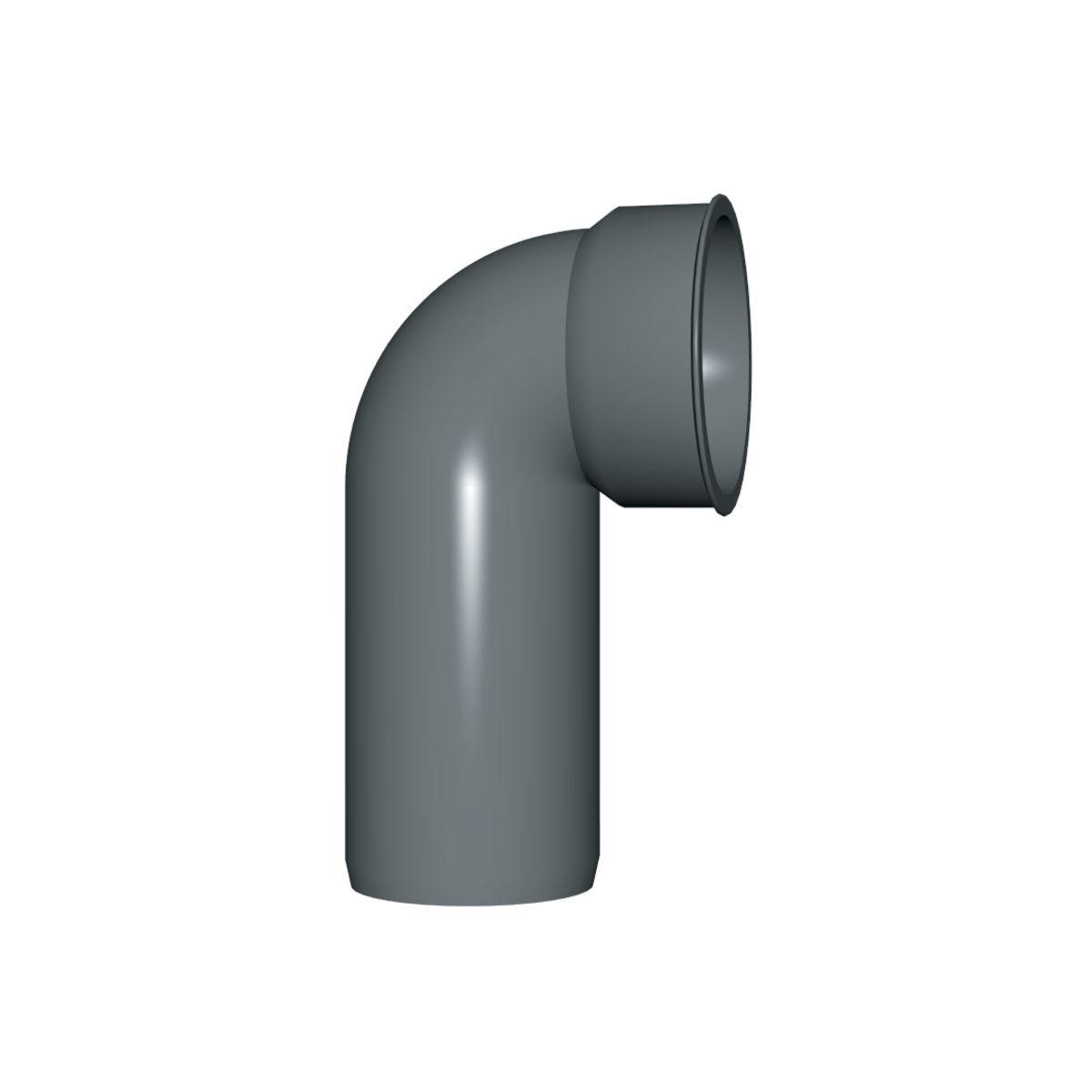Curva tecnica 40 50 mm prezzi e offerte online - Cattivo odore bagno tubo di sfiato ...