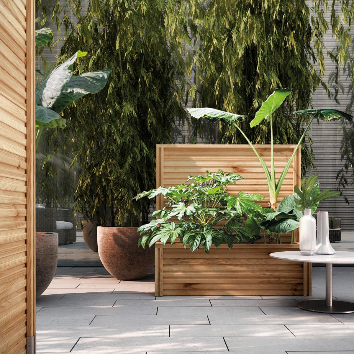 Divisori giardino: prezzi e offerte online per schermi divisori da ...
