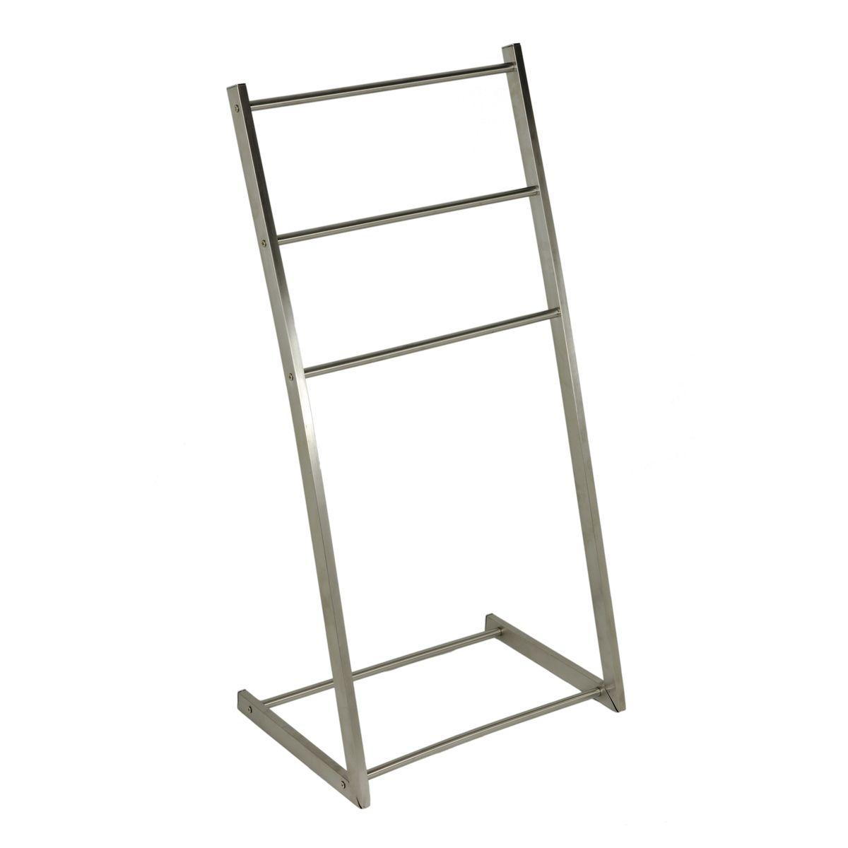 Scala Porta Asciugamani Ikea Creativo Scaletta Rack Pavimento In