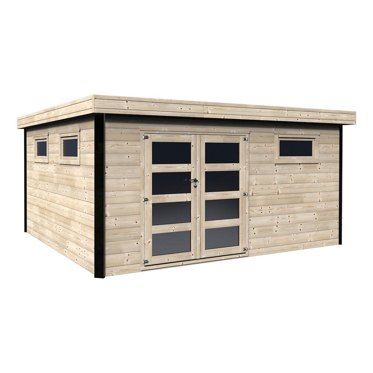 Casette da giardino leroy merlin chiosco in legno with - Casette legno giardino offerte ...