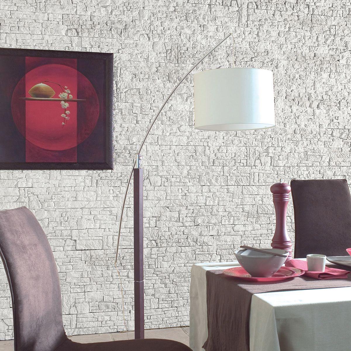 Rivestimento decorativo chamonix bianco prezzi e offerte for Erba sintetica prezzi leroy merlin