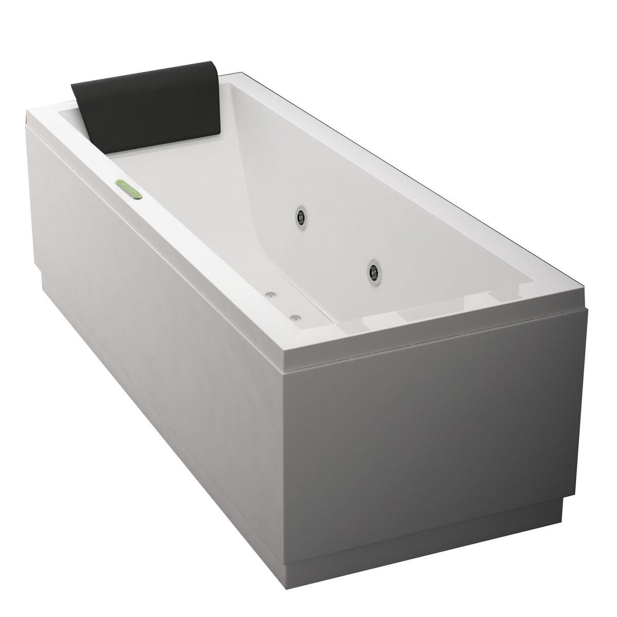 Prezzi vasche da bagno piccole vasca incasso x cm sal in - Vasche da bagno leroy merlin ...