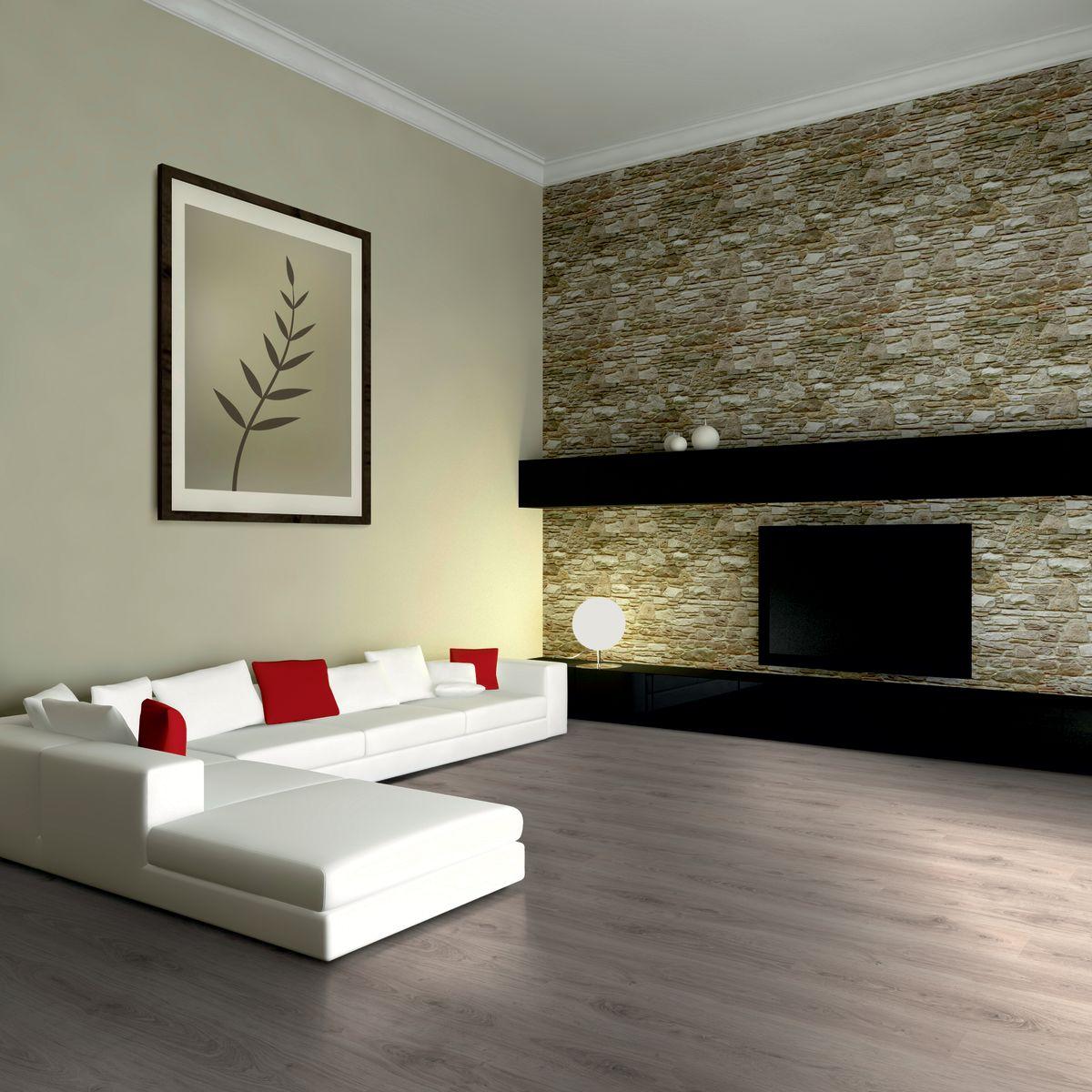 Finto parquet bianco gres effetto legno treverkmood for Finto parquet leroy merlin