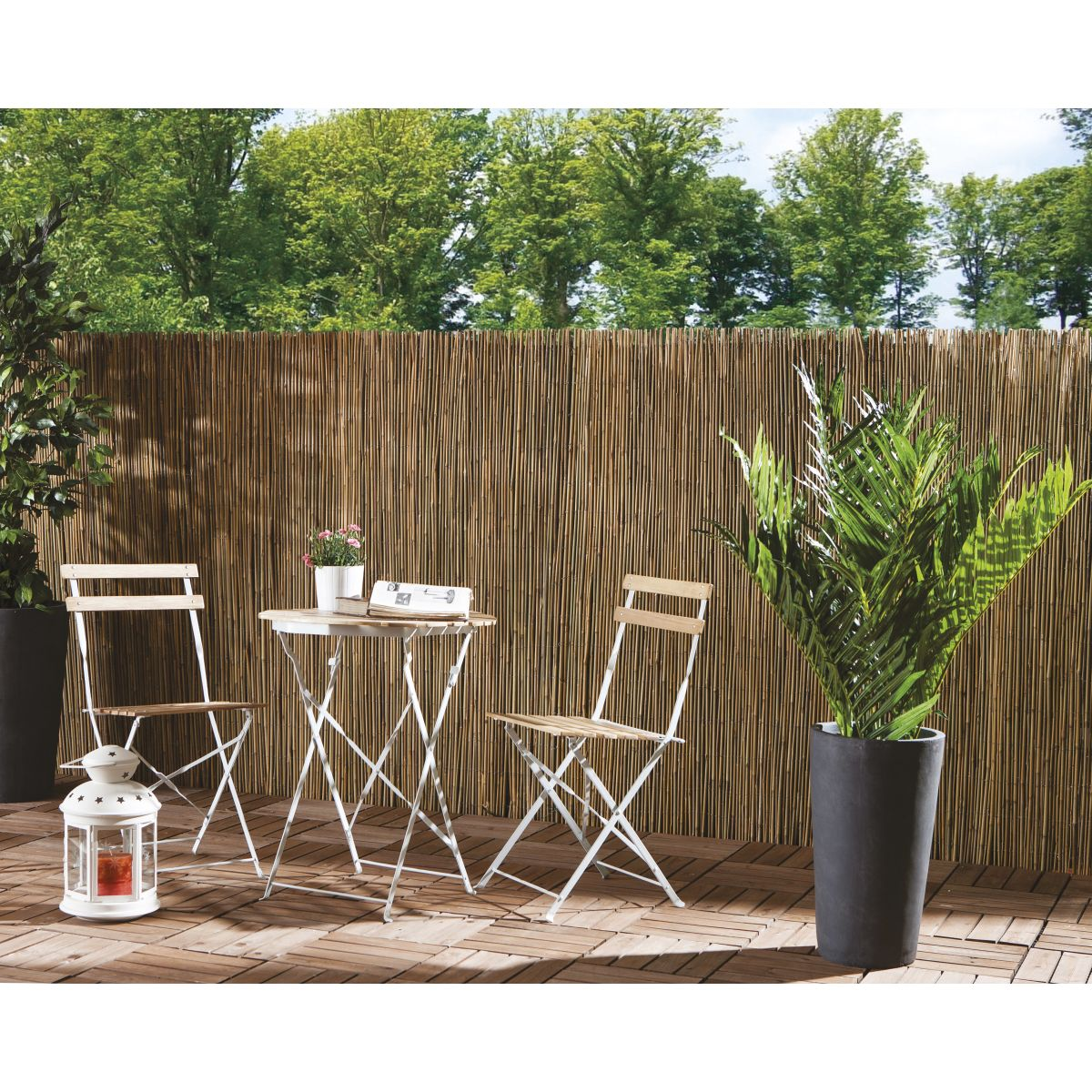Fontane giardino ikea con teli triangolari per giardino for Tettoie in legno leroy merlin