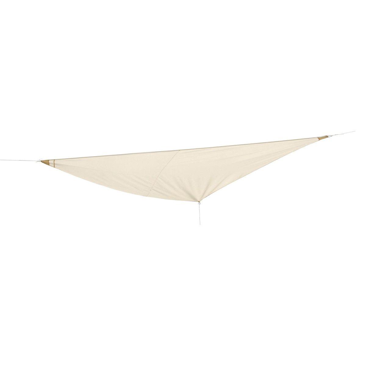 Vela ombreggiante triangolare ecru: prezzi e offerte online