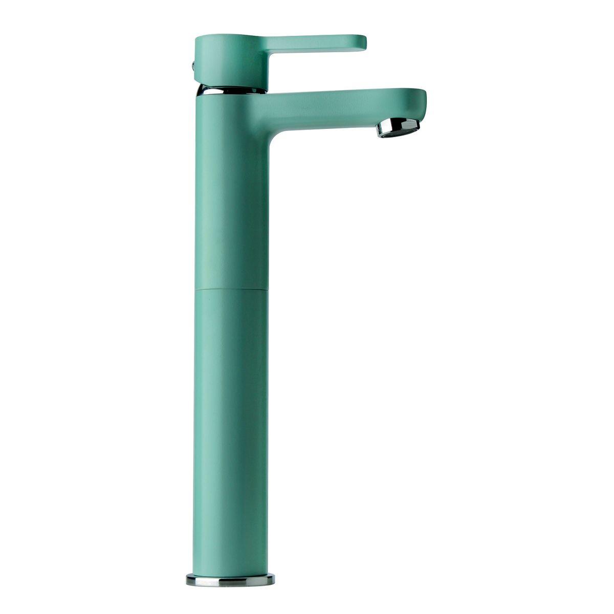 Miscelatore lavabo alto colors blu atollo prezzi e for Tralicci leroy merlin