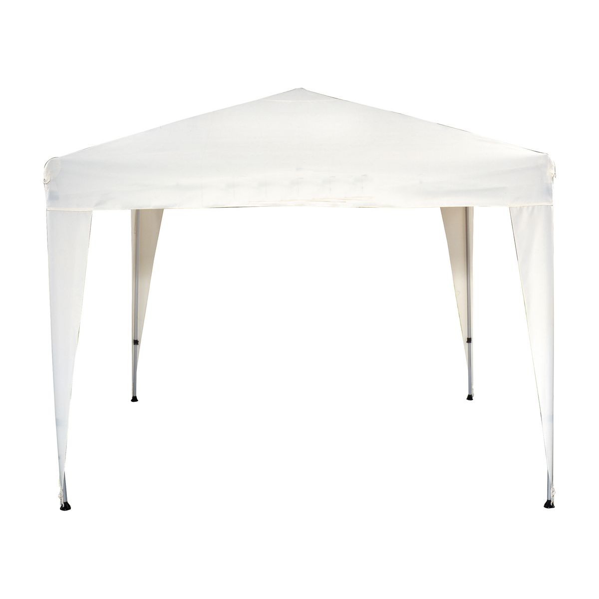 Gazebo arona copertura bianca 3 x 3 m prezzi e offerte online for Gazebo bianco leroy merlin
