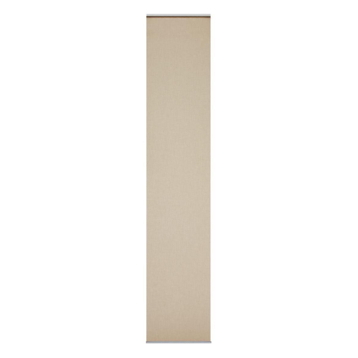 Decorazione Tenda A Pannello Molly Beige 60 X 300 Cm 33911500