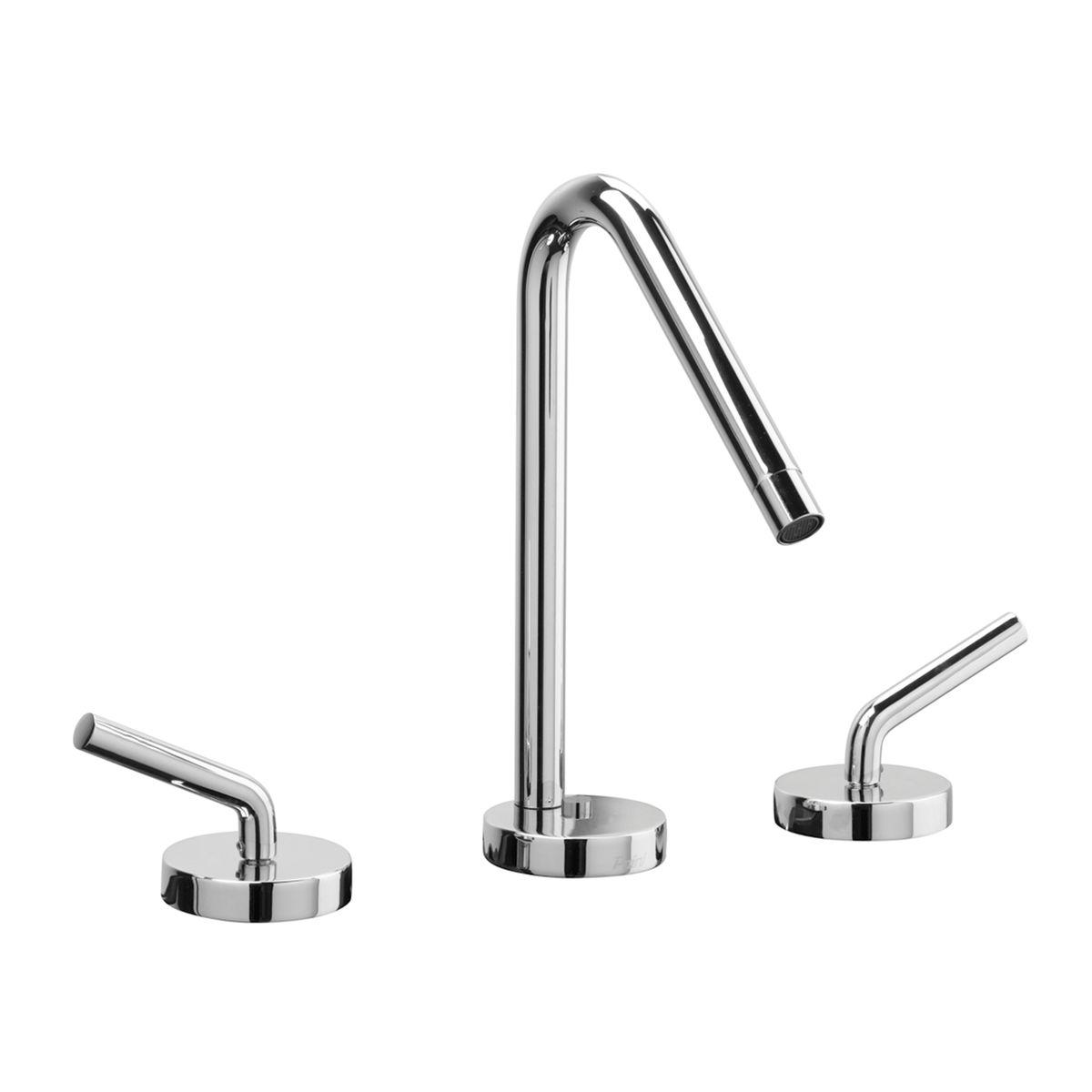 rubinetto 3 fori lavabo verbano cromato prezzi e offerte online