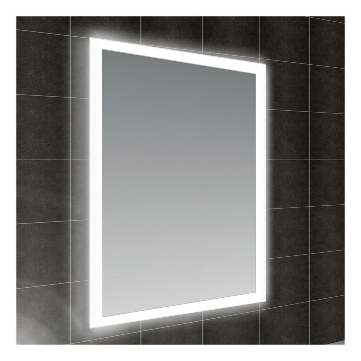 specchio bagno con luce o senza luce: prezzi e offerte online - Specchio Contenitore Per Bagno