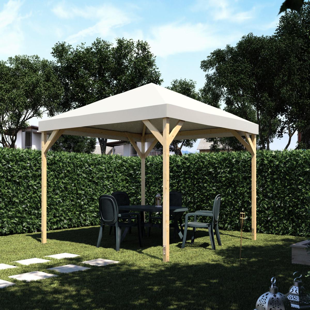 Coperture per terrazzi: gazebo, pergole, ombrelloni o tende?