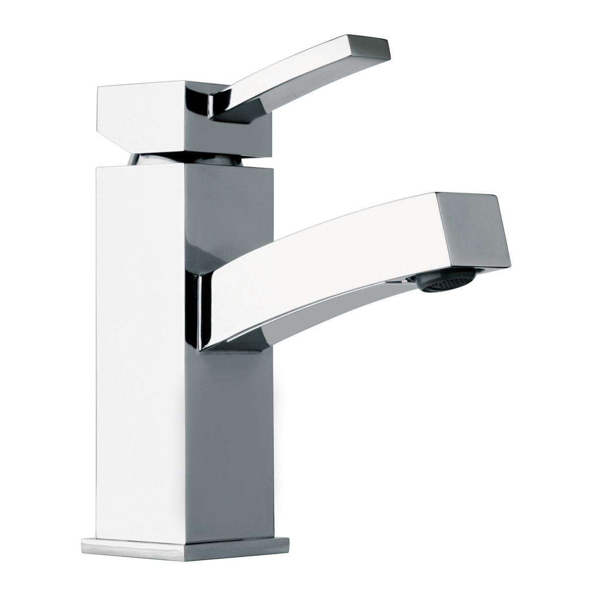 bagno miscelatore lavabo twister cromato 35744723