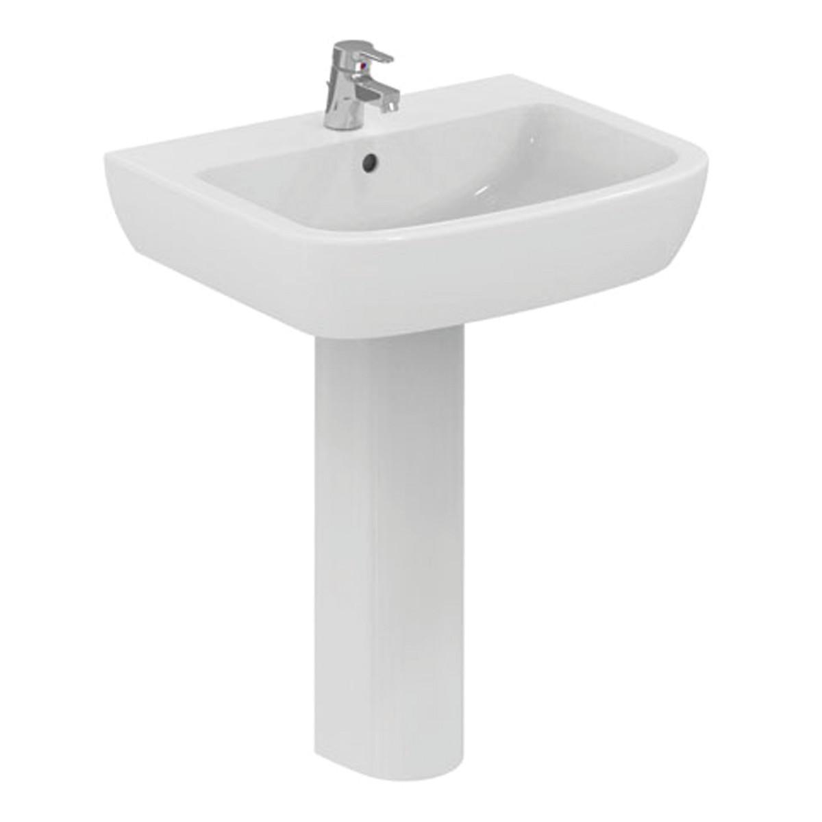 lavabi bagno: prezzi e offerte lavabi sospesi, a terra, colonne - Lavabo Bagno Da Incasso Dolomite