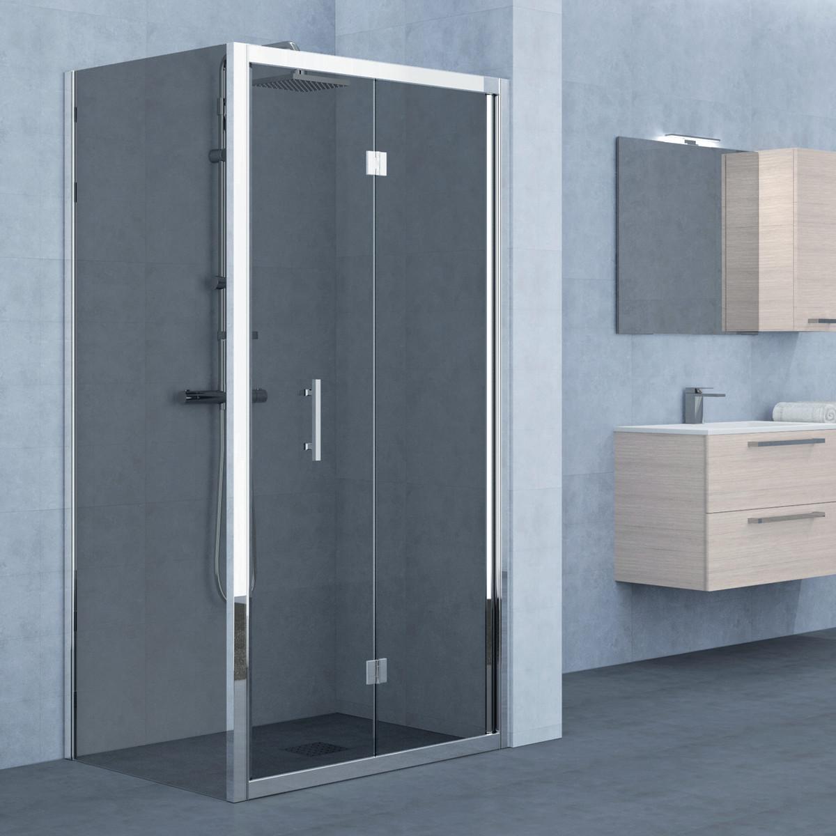 Sgabello pieghevole leroy merlin design - Porta doccia pieghevole ...