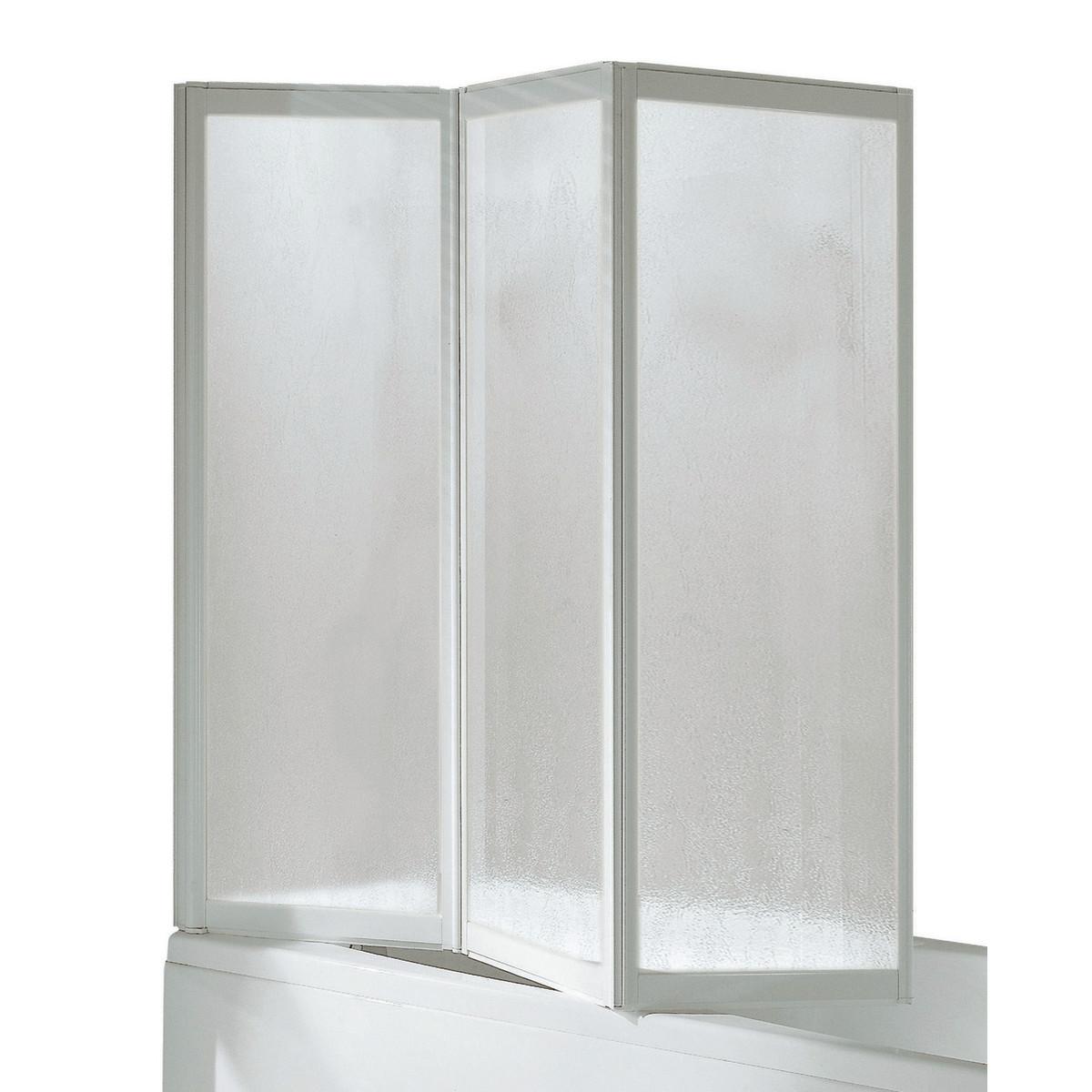 Parete in vetro per vasca da bagno - Leroy merlin bagno box doccia ...