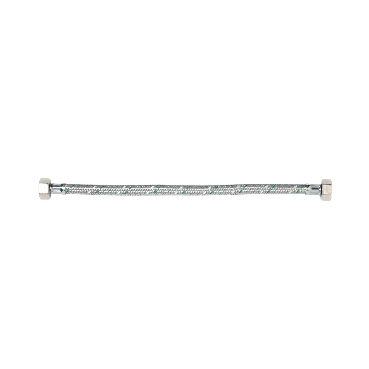 Flessibile f3 8 x f3 8 l 20 cm prezzi e offerte online for Flessibile leroy merlin