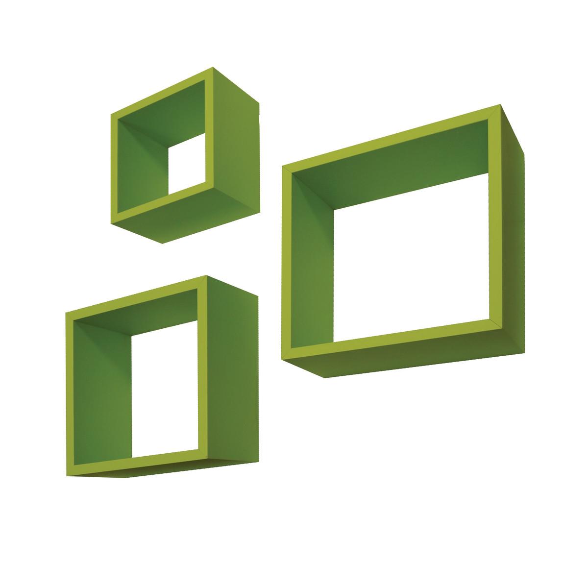 Piastrelle mattoni moderni - Camera da letto verde mela ...