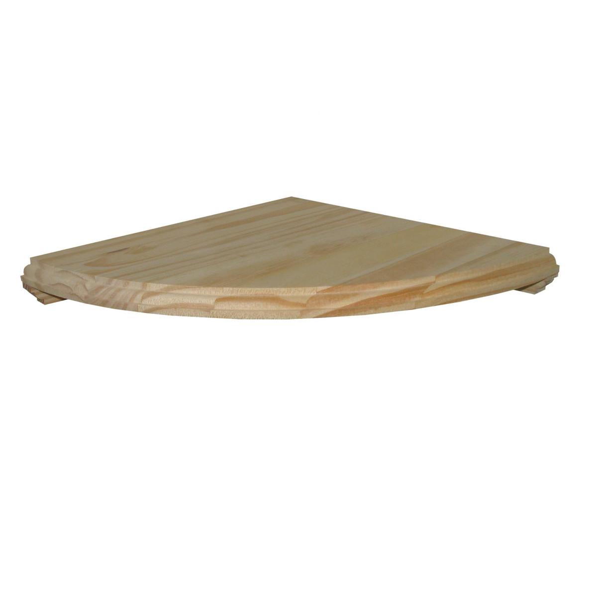 Le fablier mobili for Mensole angolari leroy merlin