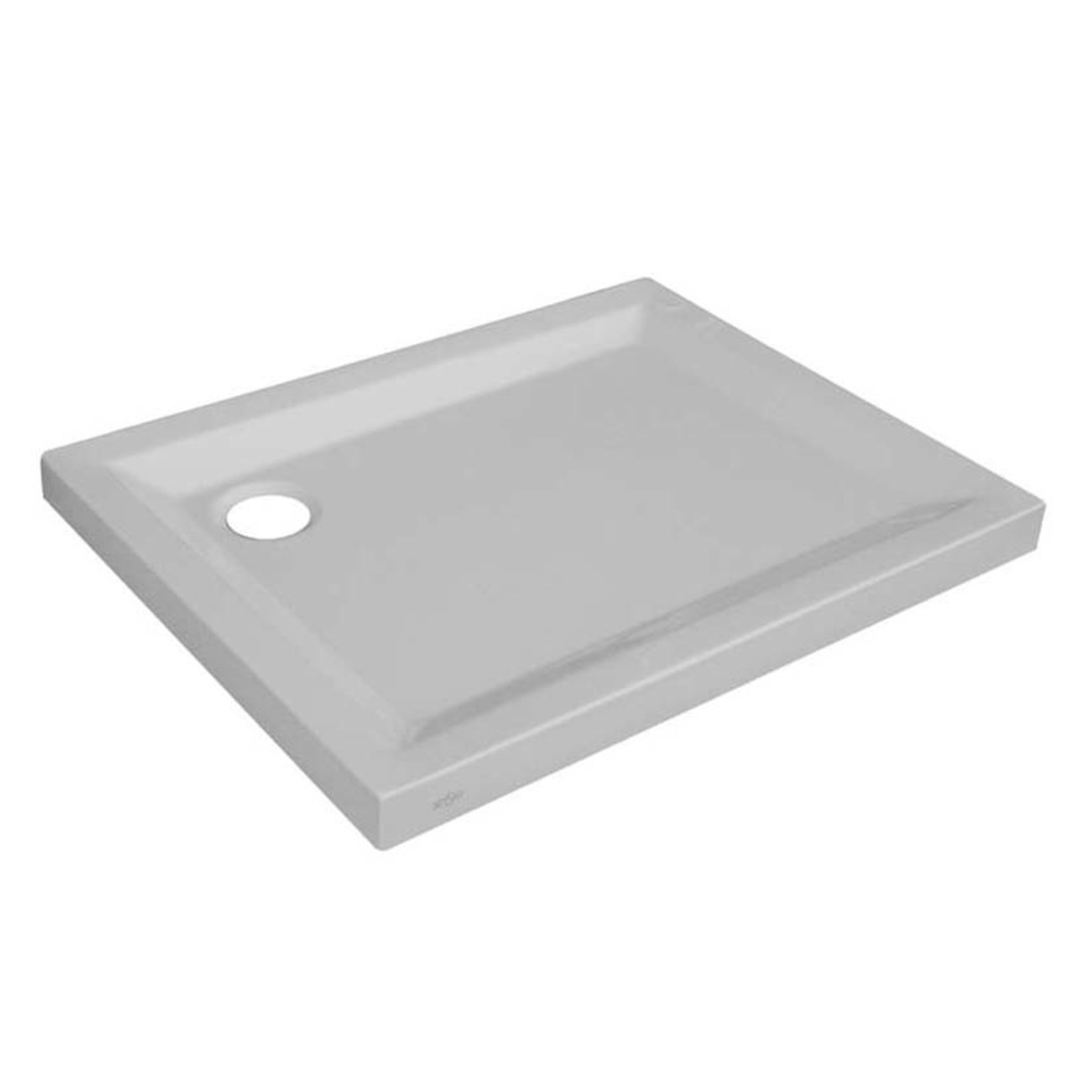 Piatto doccia houston 70 x 90 cm prezzi e offerte online for Piatto doccia 170x70 leroy merlin