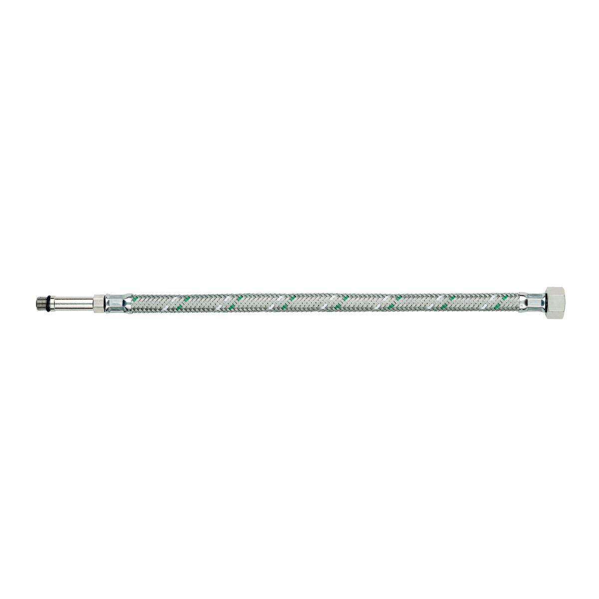 Flessibile m10x1 mm x f1 2 l 35 cm prezzi e offerte online for Flessibile leroy merlin