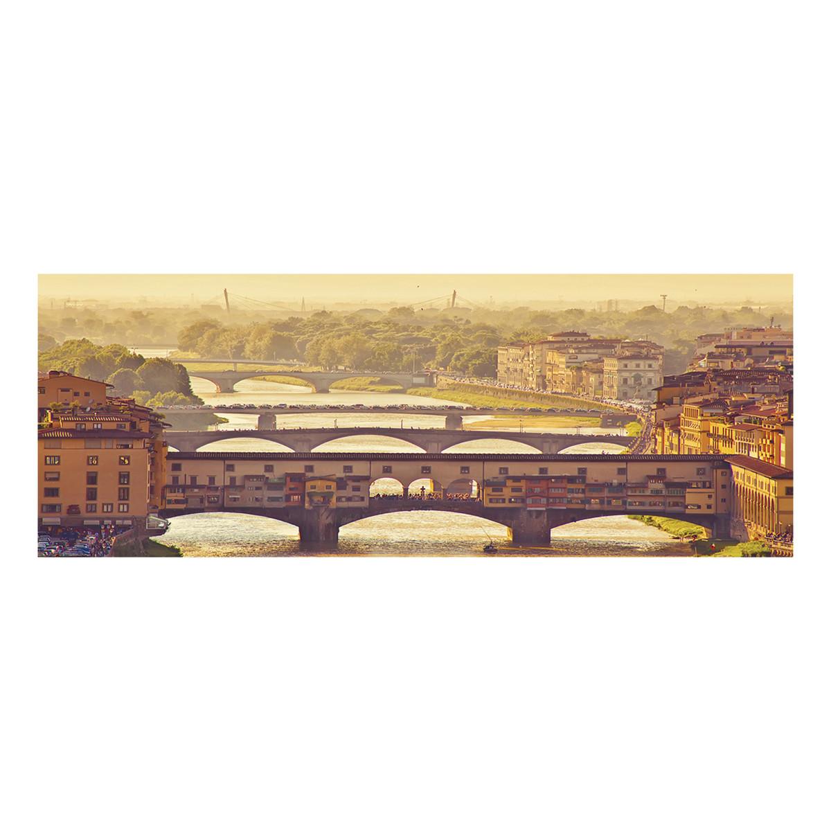 Stampa su tela firenze ponte vecchio 40x125 prezzi e offerte online - Canvas tuin leroy merlin ...