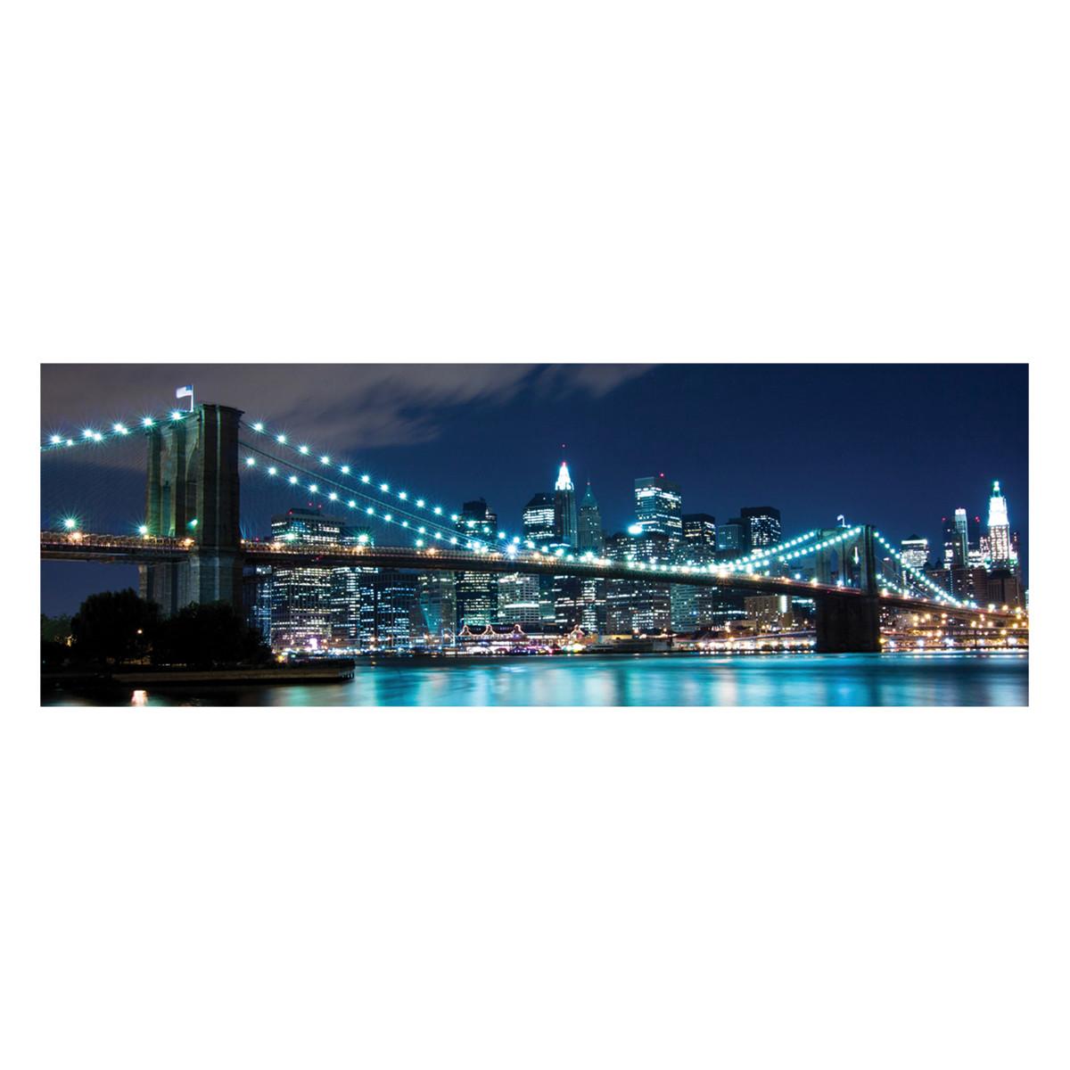 Stampa su tela blu lights 40x125 prezzi e offerte online - Canvas tuin leroy merlin ...