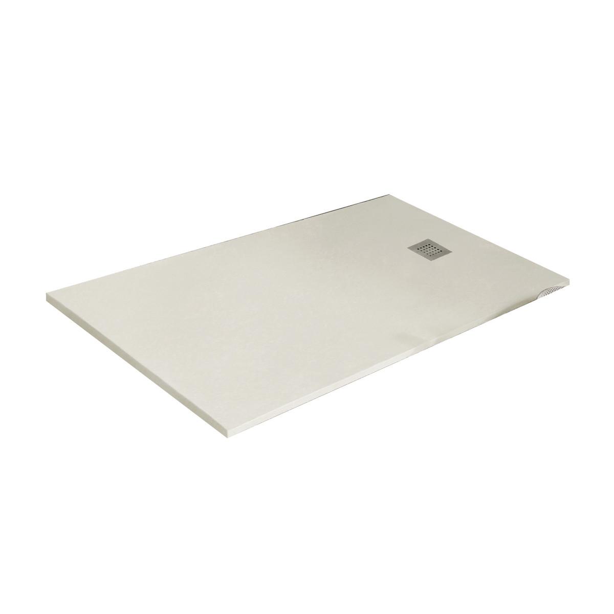 Piatto doccia strato 120 x 80 cm prezzi e offerte online - Piatto doccia leroy merlin ...