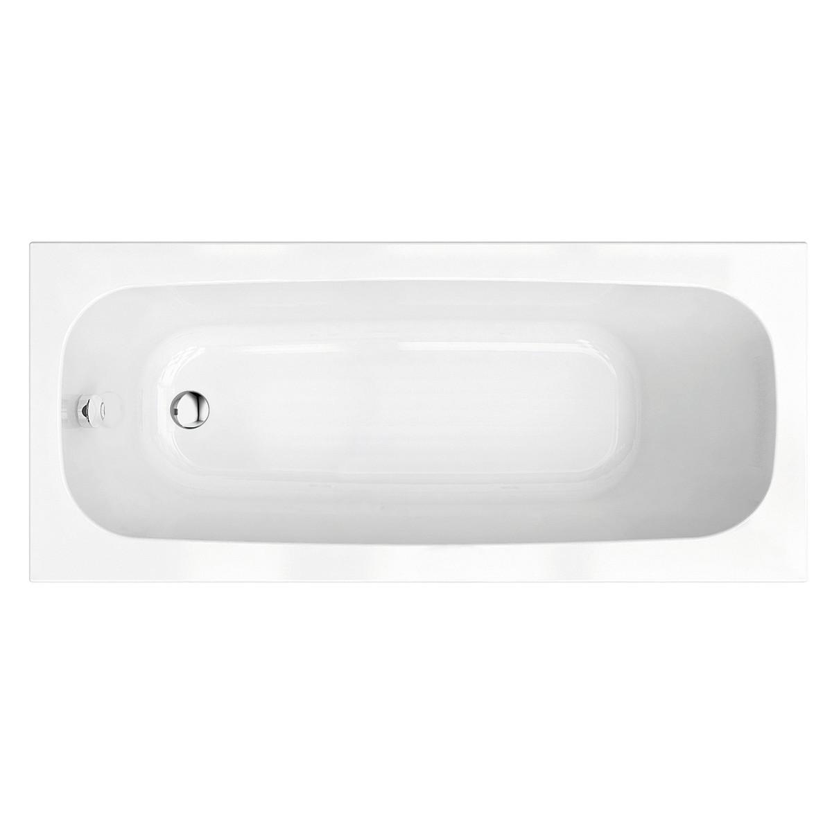 Vasca tag 160 x 70 cm prezzi e offerte online - Vasca da bagno acciaio prezzi ...