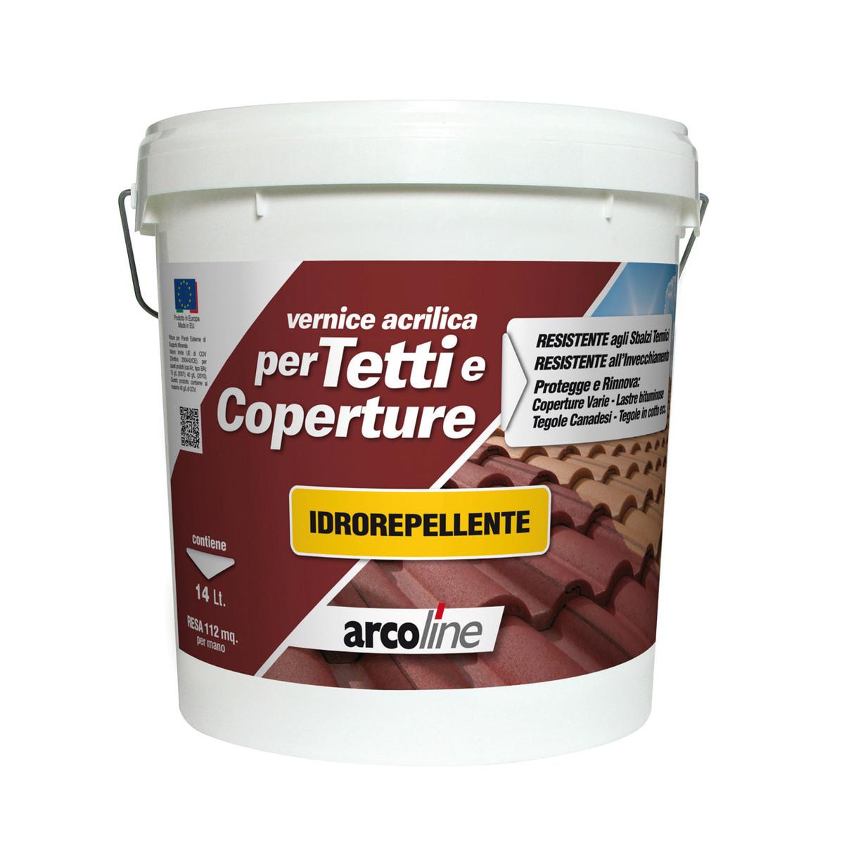 Impermeabilizzante tetti terrazze coperture liquida for Tegole in plastica leroy merlin