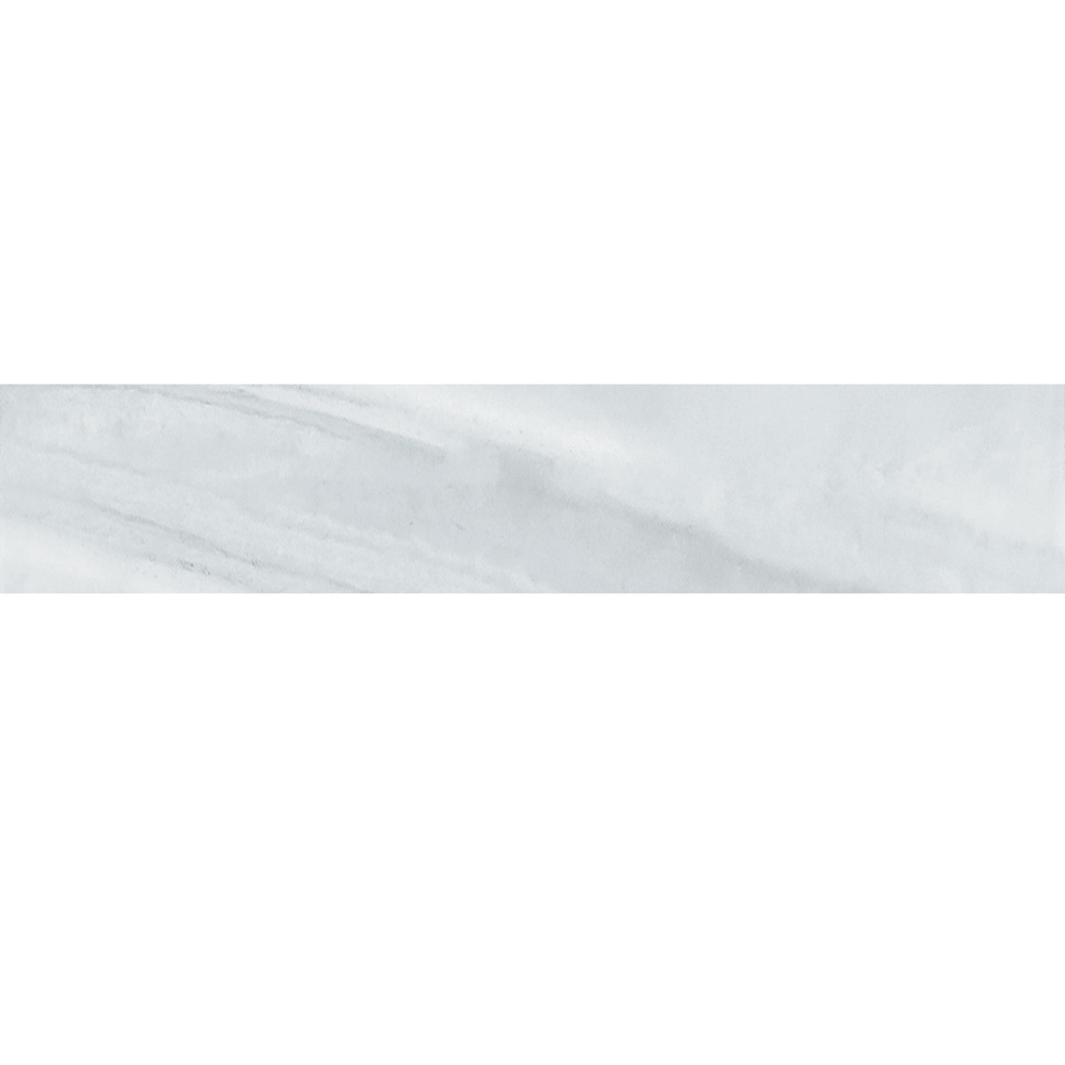 Battiscopa lux bianco 7 x 60 5 cm prezzi e offerte online for Battiscopa leroy merlin