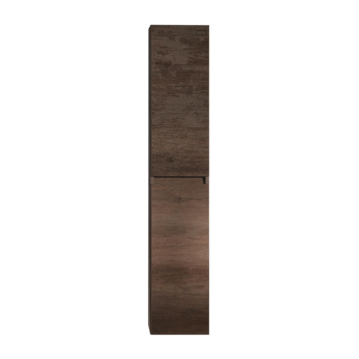 Mobile bagno Kora rovere scuro L 61 cm: prezzi e offerte online