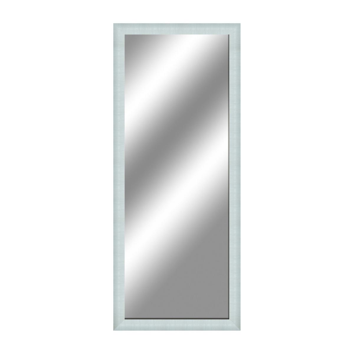 Specchio sibilla bianco 70 x 90 cm prezzi e offerte online for Scarpiera specchio leroy merlin