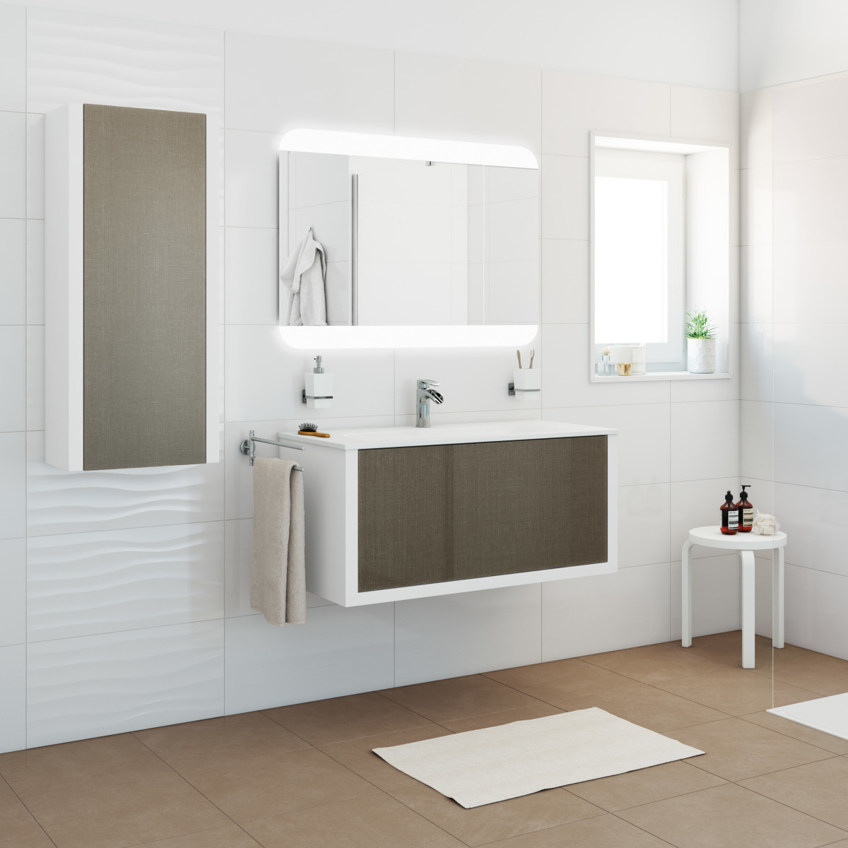 Mobile bagno classico leroy merlin