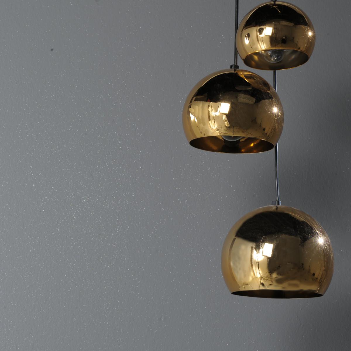 Pittura ad effetto decorativo glitter grigio sasso 3 2 l for Pittura glitter leroy merlin