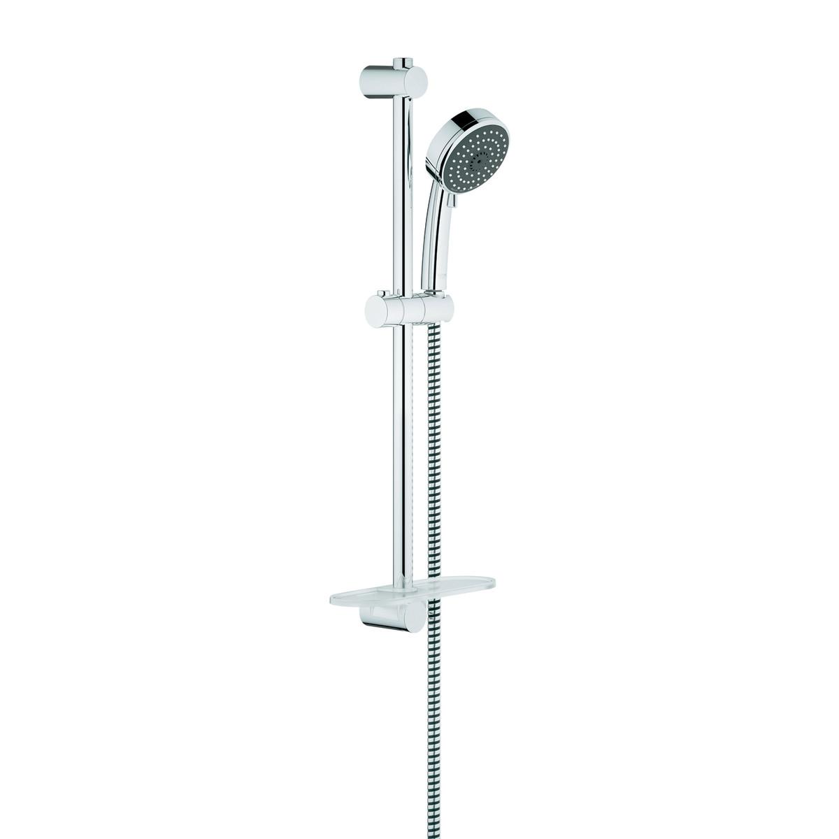 Saliscendi doccia grohe vitalio comfort prezzi e offerte - Saliscendi per doccia grohe ...