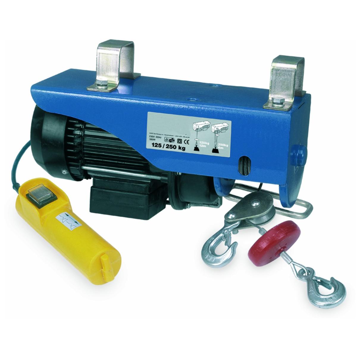 Paranco elettrico ph906 250 kg prezzi e offerte online for Prezzo cuccia cane leroy merlin