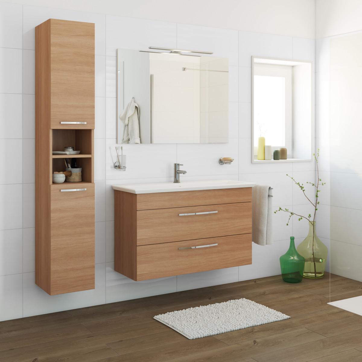 Disegno vintage bagno - Mobiletto bagno da appendere ...