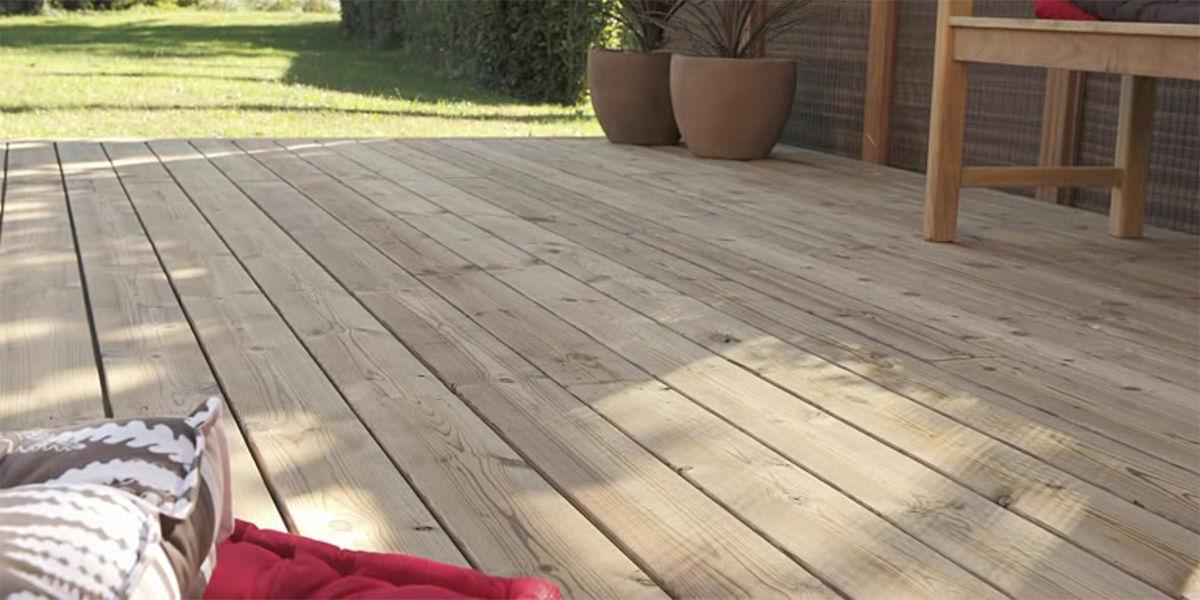 Come posare un pavimento in legno for Pavimento legno esterno leroy merlin