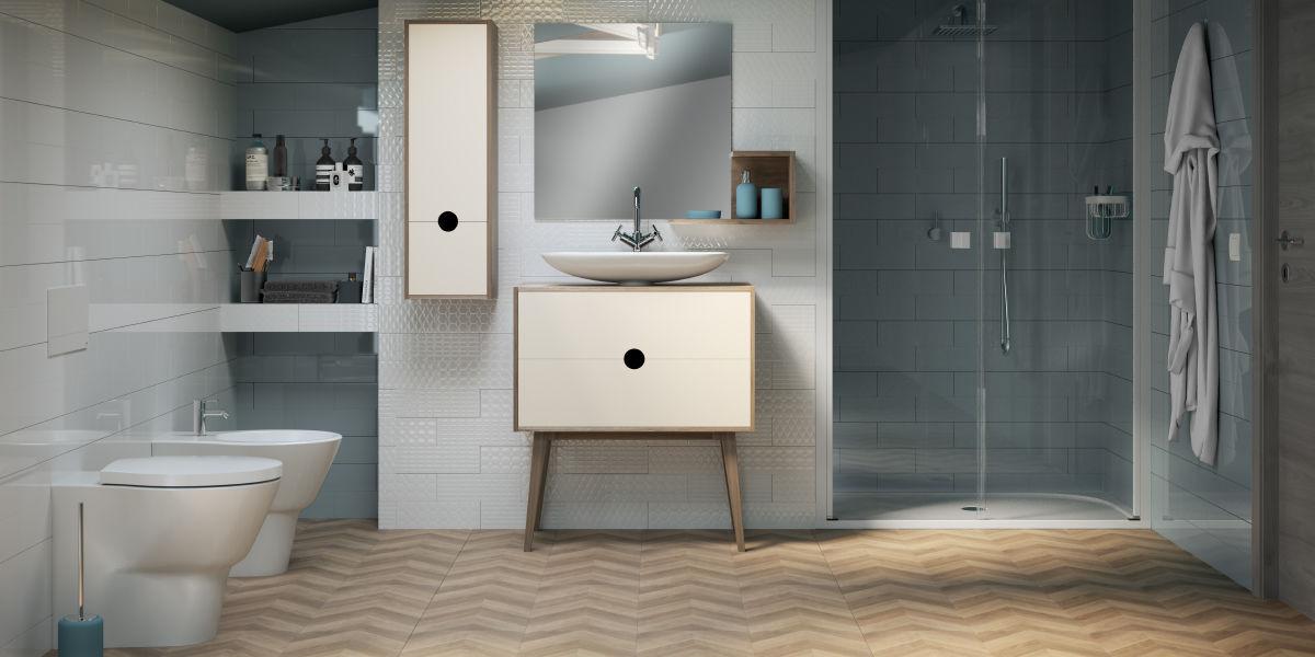 Design E Originalità Sotto Lo Stesso Tetto Per Un Bagno