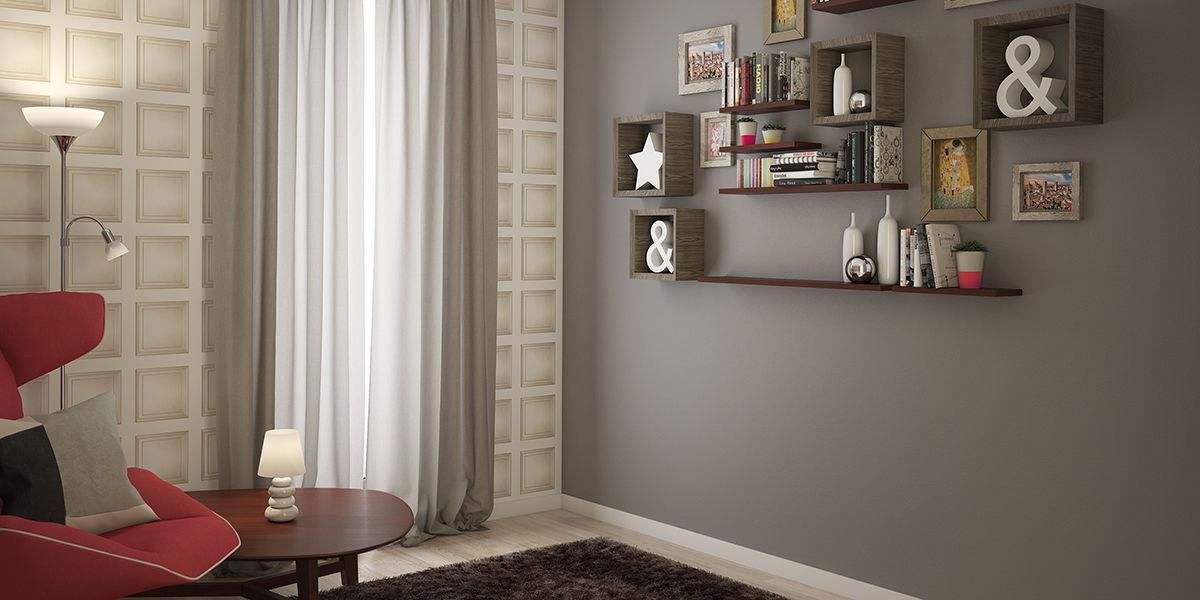 Arredare una stanza studio come arredare un salotto for Arredare una stanza studio