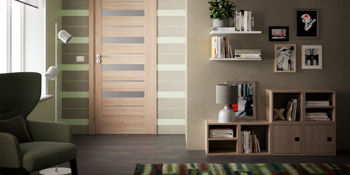 Arredare il soggiorno le porte interne with arredare scale - Arredare scale interne ...