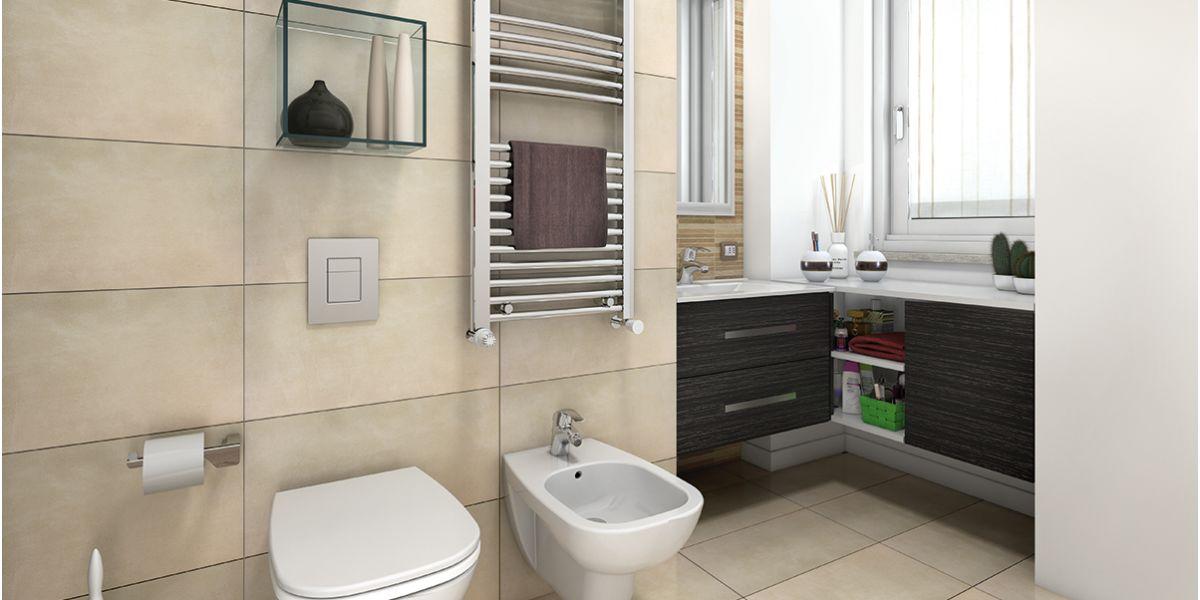 Fabulous come arredare il bagno per tenere tutto organizzato e al proprio posto with idee per bagno - Arredare bagno grande ...