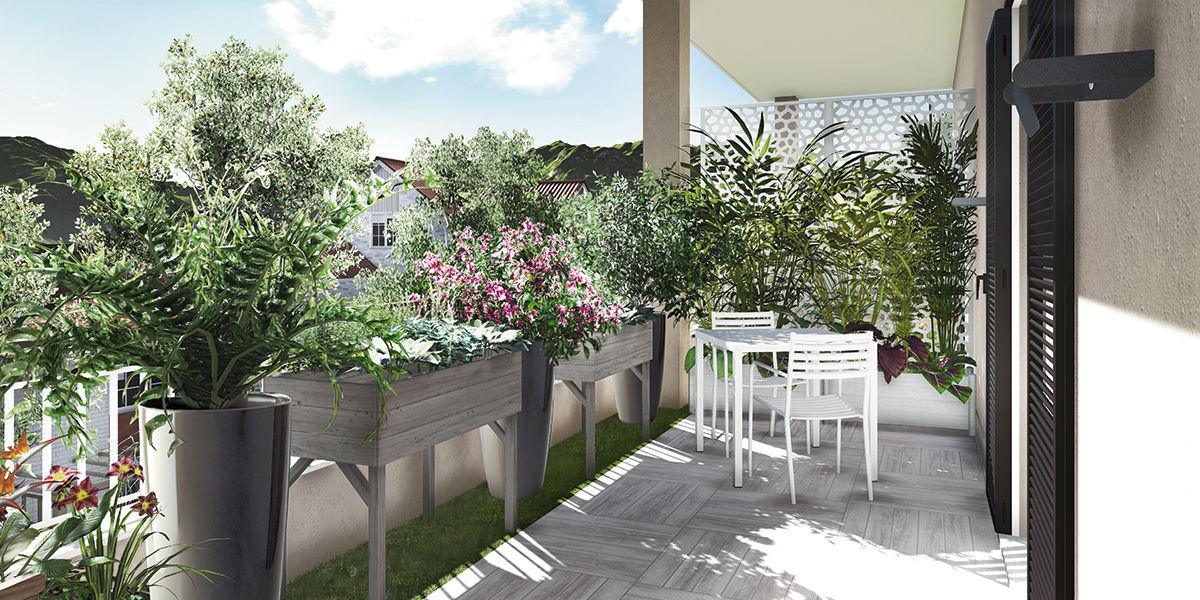 Best Arredare Un Terrazzo Fai Da Te Images - Amazing Design Ideas ...